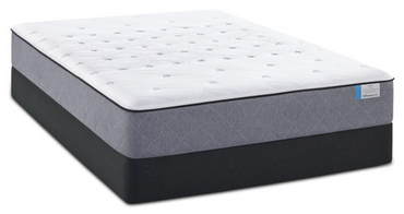 A staple of a good mattress quality and value starts here. The Sealy Posturpedic Swansea Castle Cushion Firm is a great choice, safe, durable, and of superior quality for the price.