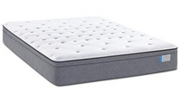 Sealy Posturpedic Swansea Castle Plush Pillow Top mattress on sale at Mattress By Appointment the nationwide leader in value. We support causes like MBA cares our non-profit organization to help out many social entrepreneurship engagements nationwide.