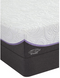 Close up of the Sealy Optimum Inspiration Gold Plush and mattress reviews.