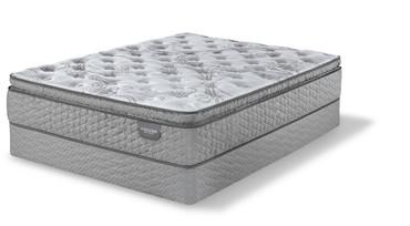 Tamron Super Pillow Top Mattress