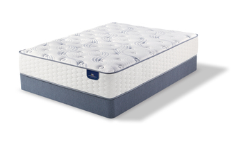 Perfect Sleeper Kirkville Plush Mattress