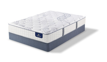 Perfect Sleeper Visby Lake Plush Mattress