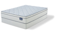 Shop the Sertapedic Sanborn Euro Top mattress or compare the  Waitrose Euro Top now.