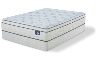 Shop Now Sertapedic Carterson Euro Top Mattress Review / Alverson Euro Top Compare
