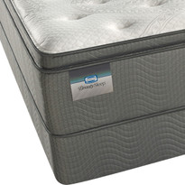 Simmons BeautySleep Allegra Plush Pillow Top Mattress