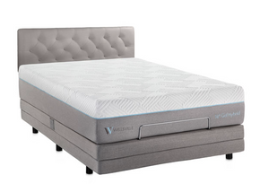 "Wellsville 14"" Gel Hybrid Mattress - Malouf"