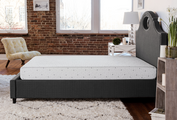 "Soft Tex Dream Smart 8"" Memory Foam Mattress"