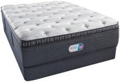 Simmons BeautyRest Platinum Mount Allston Plush Pillow Top Mattress