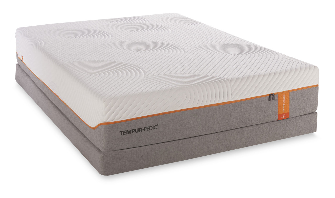 All New Tempur Pedic 174 Contour Elite Mattress Is Now