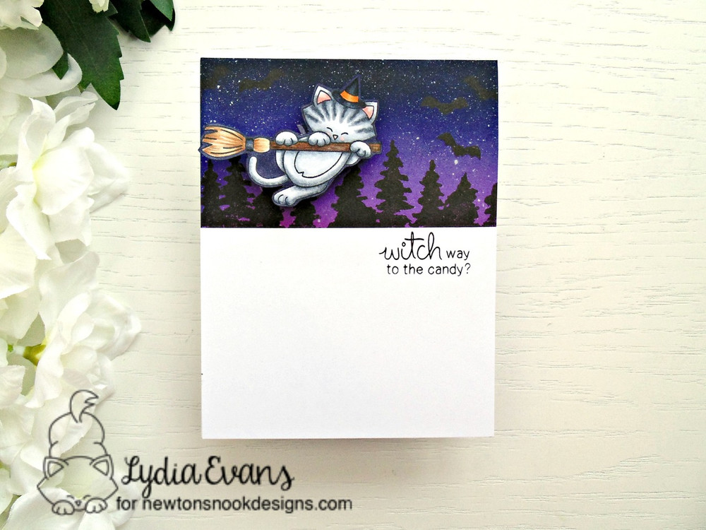 Newton's Boo-tiful Night Stamp Set by Newton's Nook Designs