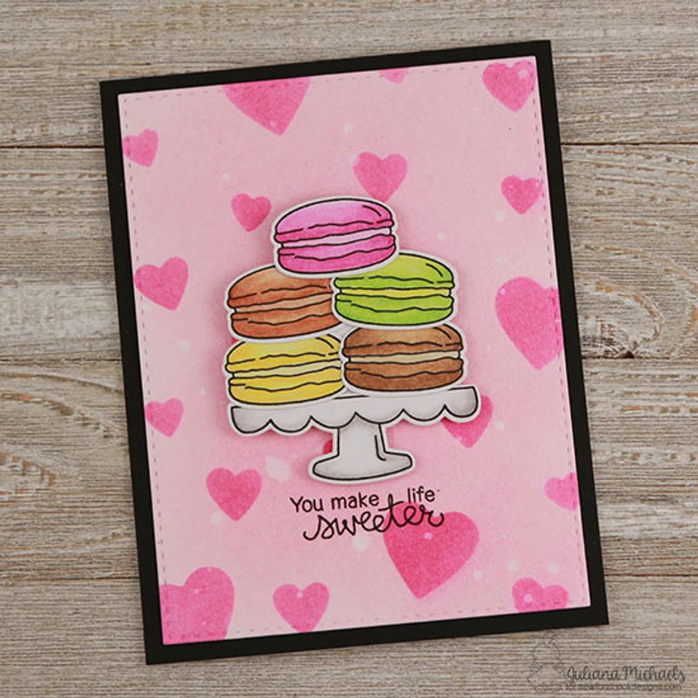 Love & Chocolate Stamp Set by Newton's Nook Designs