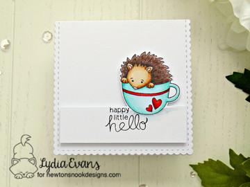 Hedgehog Hollow Stamp Set by Newton's Nook Designs