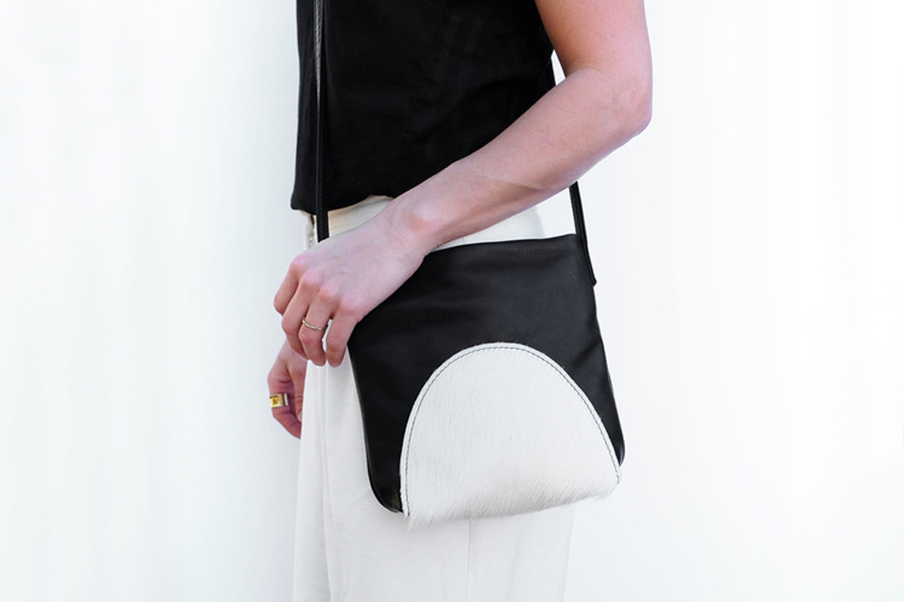 White Small Purse