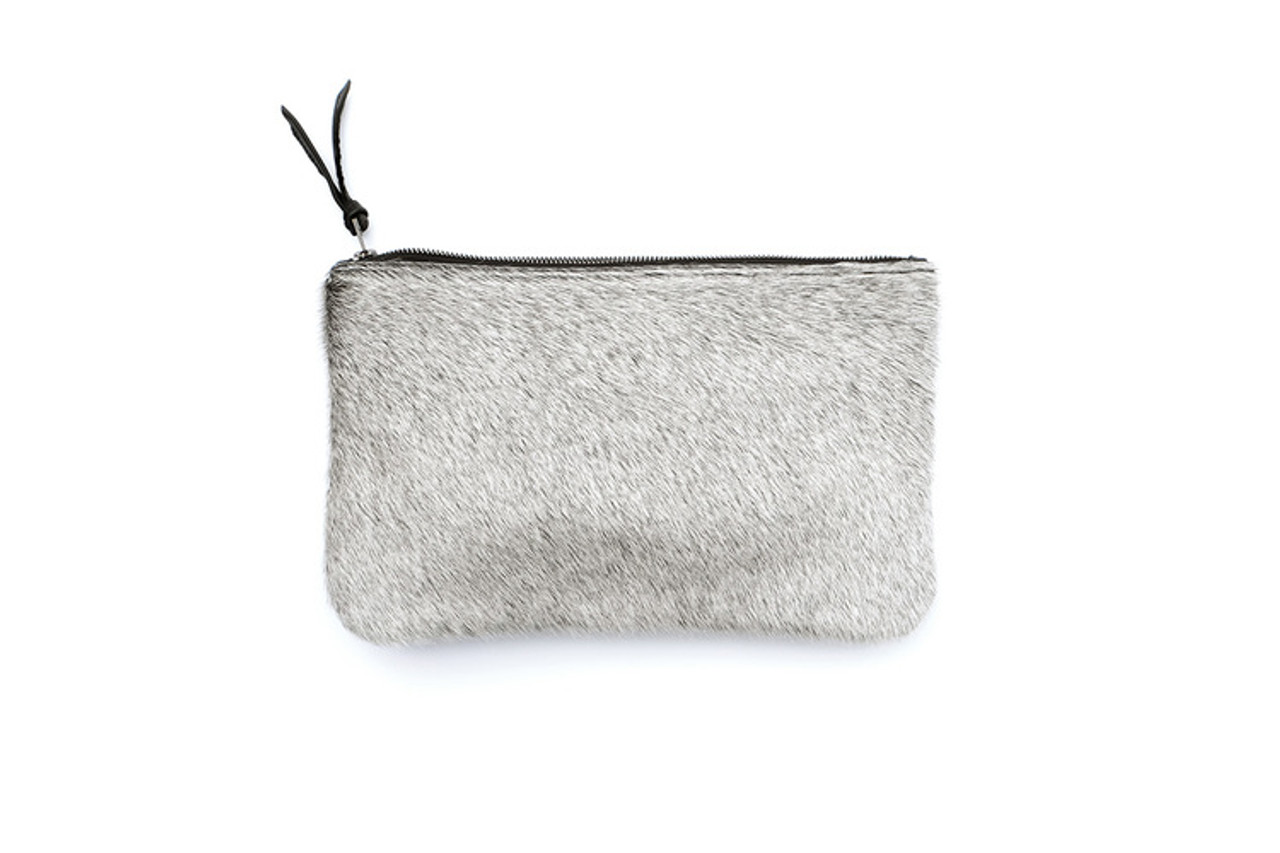 Light Grey Clutch