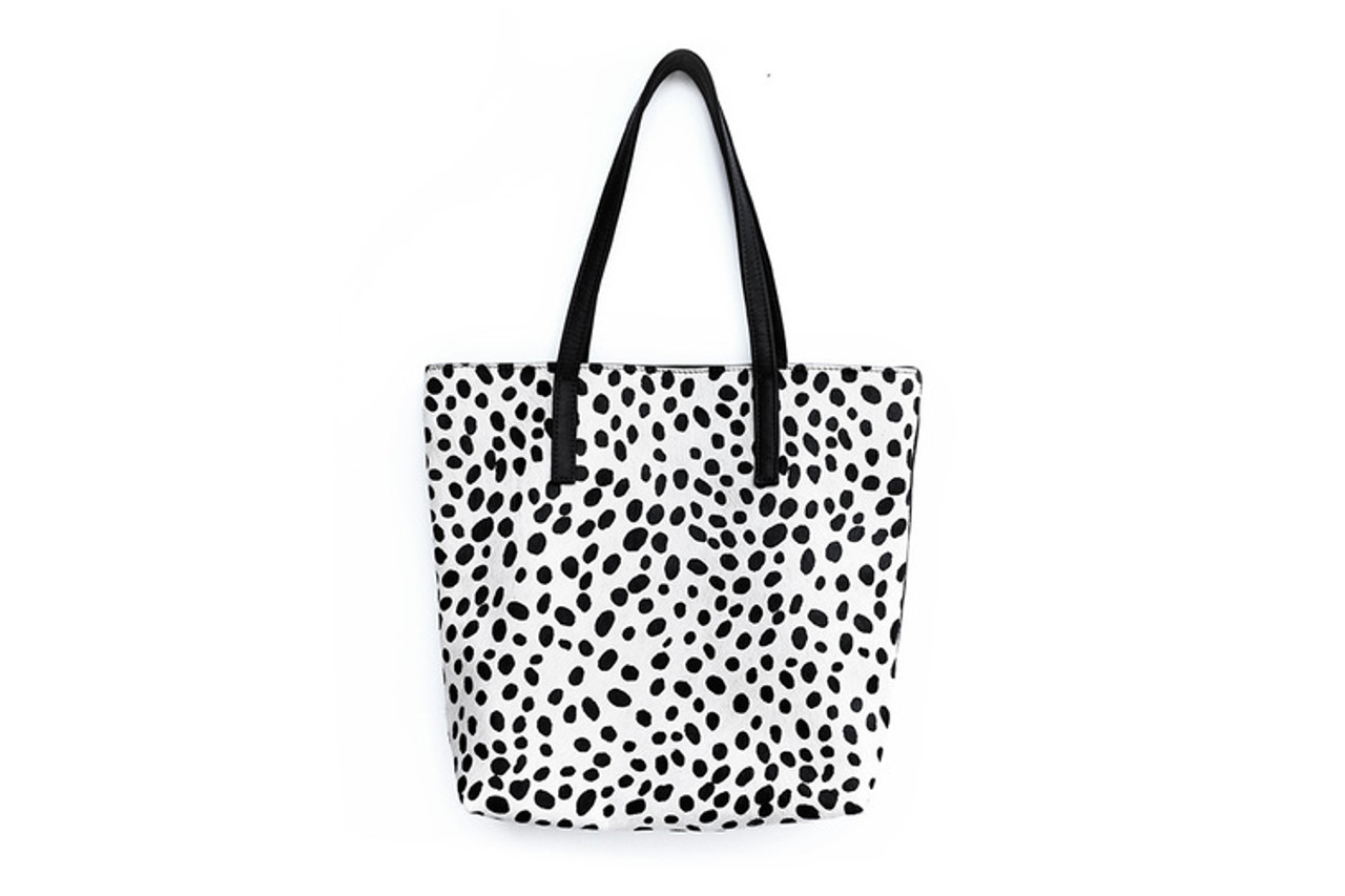 Spotted Tote