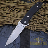 Fantoni HB 01 William Harsey Combat Folder Tactical Knife.  THE classic combat folder.