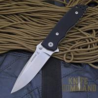 Fantoni HB 01 William Harsey Combat Folder Tactical Knife.  THE classic combat folder.