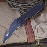 Emerson Knives N-SAR Folder U.S. Navy Tactical Rescue Knife