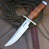 Randall Made Knives Model 12-6 Little Bear Bowie Combat Knife
