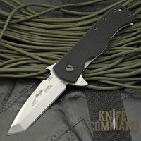 Emerson CQC-7F Flipper Knife.  Classic tactical folder now with a flipper tang.
