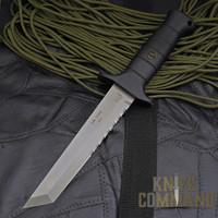 Eickhorn Solingen KM 1000 Combat Knife.   A classic tanto combat knife.