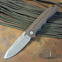 Boker Oberland Arms Tactical Folder Knife 110626.  Super tough tactical design.