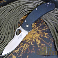 Blade Tech Pro Hunter Black G10 Folding Knife CPM S30V.  G10 and Crucible CPM S30V steel.
