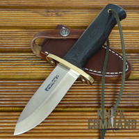Randall Made Knives Non-Catalog Fireman Special 14 Double Hilt Combat Knife.  Special Combat options.