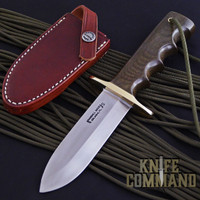 Randall Made Knives Non-Catalog Fireman Special GM Double Hilt Combat Knife.  Double hilt.