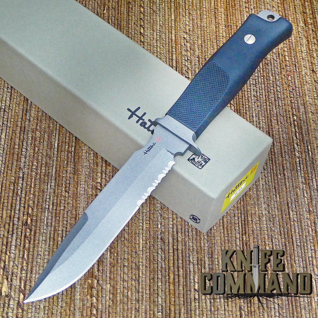 Hattori Knives Model S-51 Sea Commander Combat Military and Dive ...