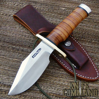 Randall Made Knives Model 19 Bushmaster Combat Special Knife.  Ready for extreme duty.