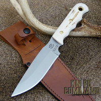 D2 blade and Stag handles.