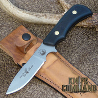 D2 blade and black Suregrip handle.