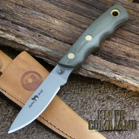 D2 blade and OD Green G-10 handle.