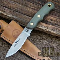 S30V blade and OD Green G-10 handle.