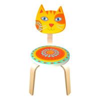 Around the Globe Cat Chair