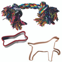 Pointer Dog Toy Set