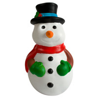 Paint Your Own - Snowman