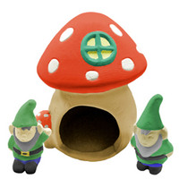 Paint Your Own Gnome Garden Set