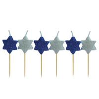 Star of David Candles