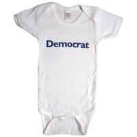 Democrat Onesie