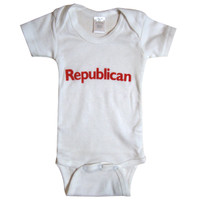 Republican Onesie