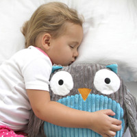 Owl Pillow Friend