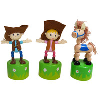 Push Toy Rodeo