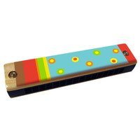 Bright Stripe Harmonica