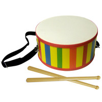 Stripe Tom Tom Drum
