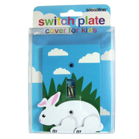 Switchplate Bunny