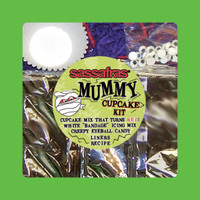 Kid's Mummy Cupcake Tray Kit