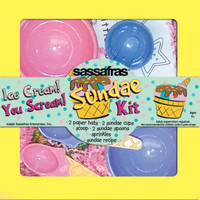 Kid's Mini Sundae Tray Kit
