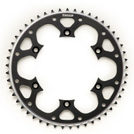 TALON YAMAHA YZ/YZF/WRF BLACK ALLOY REAR SPROCKET-choose gearing